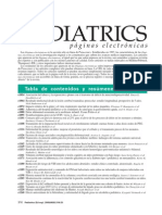 Resumen Pediatrics