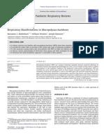 Muhlebach 2011. Respiratory Manifestations in Mucopolysaccharidoses