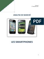 Analyse de Marché - Les Smartphones