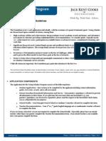 2013 YS P1 Online Guidelines DRAFT