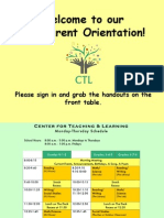 ctl parent orientation
