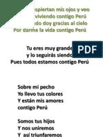 Contigo Peru
