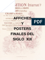 Affiches y Posters Finales Siglo XIX