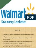 Walmart Strategy