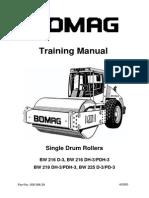 BW216DH 3 BW225D 3 Service Training