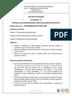 Proyecto Final Programacion de Sitis Web 2013-2