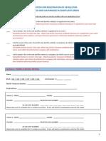 Sanctuary Green Car Park EPS Registration