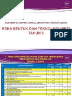 5 Taklimat DSKP RBT Thn5 070414 Pentaksiran