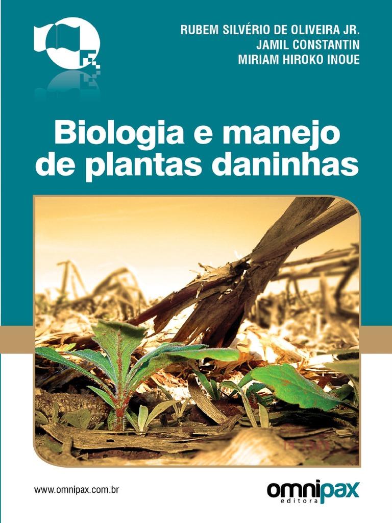 Biologia e manejo de plantas for Manejo de viveros pdf
