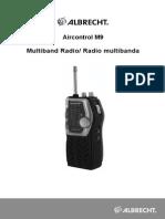 Aircontrol M9 Manual