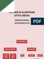 definisi dan klasifikasi otitis media.pptx