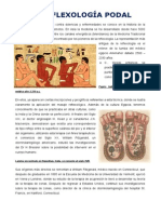 Breve Historia de La Reflexología Podal