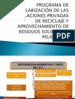 Plan de Gestión Bodegas Bogotá