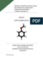 molecula organica
