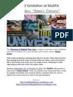 Immo Jalass Solo Art Exhibition - Sept. 20-Oct.4, 2014