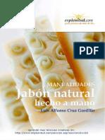Jabón Natural Hecho a Mano