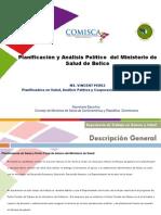 Presentacion Belice en Español