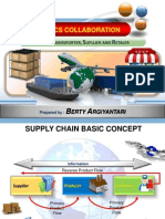 Logistic Collaboration-part 1