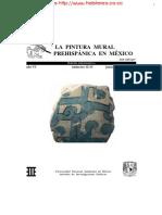 La Pintura Mural Prehispanica en México - B12-13