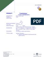 2-Iodotoluene Spec 070903