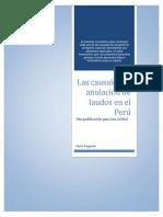Las Causales de Anulación de Laudo 15.2.14 Mario Reggiardo