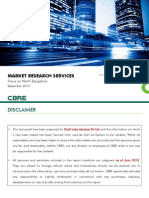 CBRE Mkt Research Rpt - Shell - North - 120913