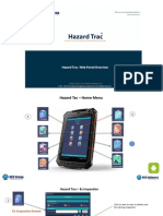 Hazard Trac Software - Ex Inspection