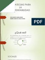 Unidad 6 Estrategias Para La Sustentabilidad.ppt