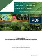 Especies Preocupacion Especial Honduras