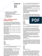 Preguntas y respuestas - Estadística y epidemiología