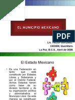 El Estado Mexicano. Ts