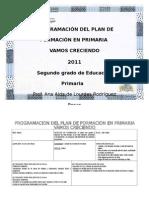 PROGRAMACION DE VAMOS CRECIENDO- 2011-2DO GRADO.doc