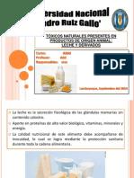 Toxi Leche y Derivados