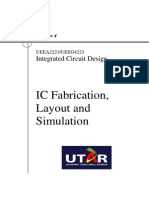 04 IC Farication Layout and Simulation