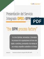 Opex - Bpm - Mbpo