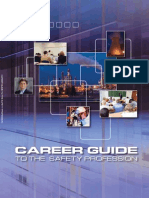 Career Guide Safety Engineer