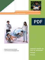 UFCD_6684_Psicologia, Desenvolvimento Humano, Percurso de Vida e Comportamento_índice