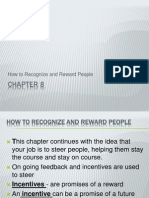 How to recognize and reward people
