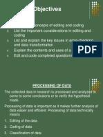 Data Edit Code
