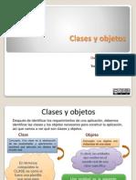 Clases y Objetos
