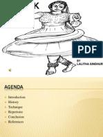Kathak Presentation