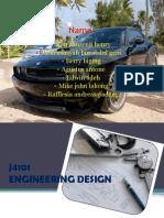 J4101 Engineering Design