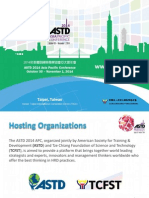 2014 ASTD Asia Pacific Conference