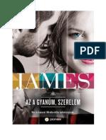 Julie James - Az a Gyanúm, Szerelem