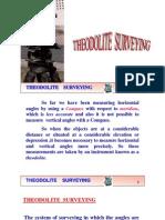 THEODOLITE    SURVEYING