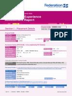 form a - assessment report harriet madams 30093271