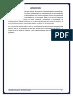 Informe de Farmacia Clinica Dader