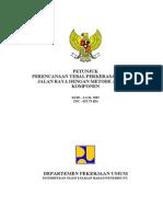 petunjuk perencanaan tebal metode mak-1987.doc