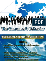 The Consumer's Behavior