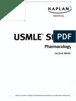 Pharmacology 2011